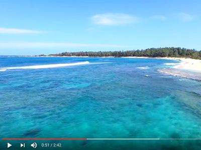 oahu drone video