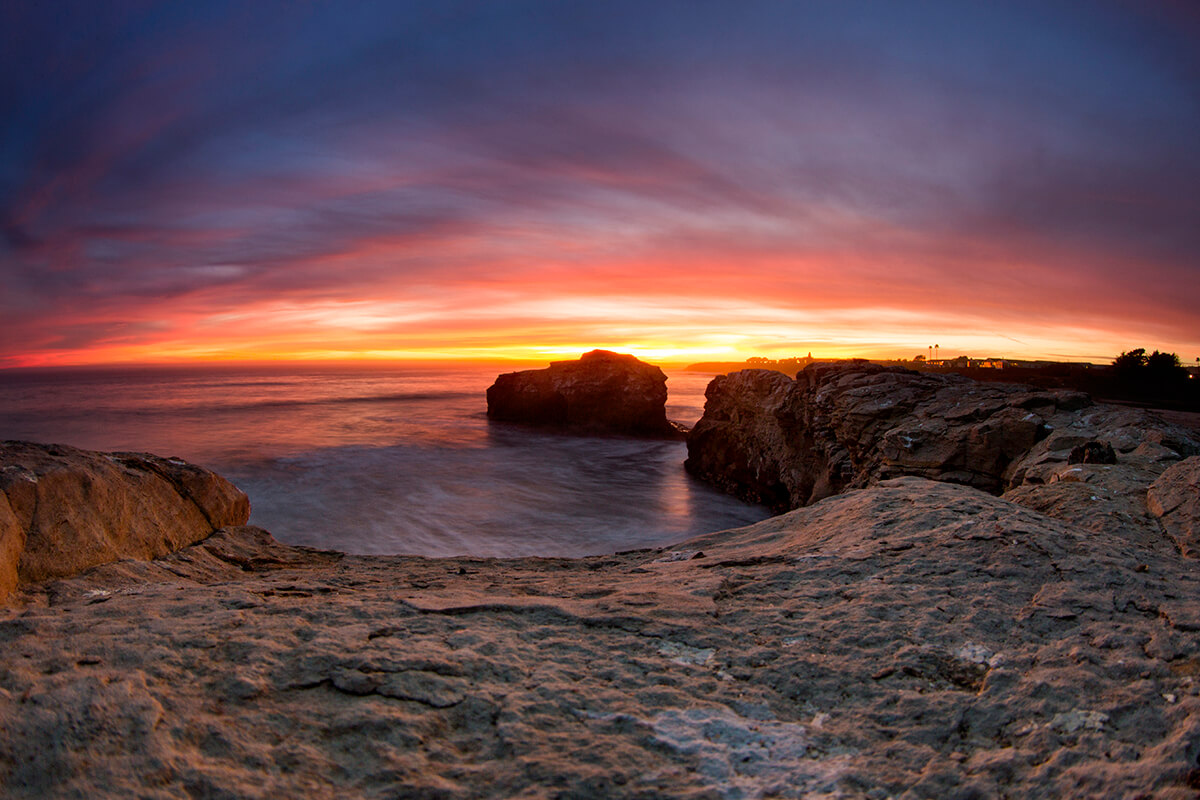 Santa Cruz Landscape Photography