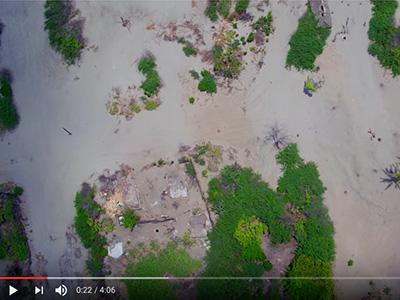 mexico drone video